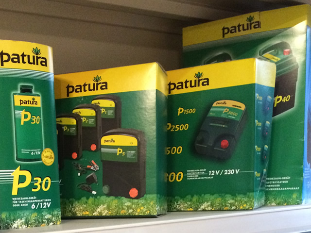 Patura Electric Fence Products