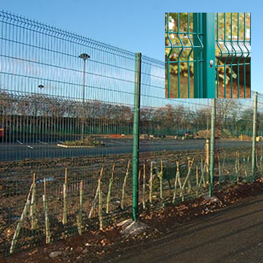 Weldmesh Fencing Image