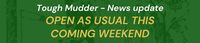 Tough Mudder - News update web banner