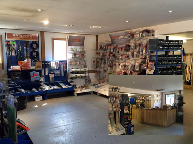 Holmbush Fencing Shop for Fencing Accesories